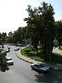 Imam Khomeini st view from skyway - Nishapur 6.JPG