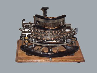 Imperial Typewriter Company - Imperial model B typewriter