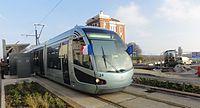 Inauguration de la branche vers Vieux-Condé de la ligne B du tramway de Valenciennes le 13 décembre 2013 (160).JPG