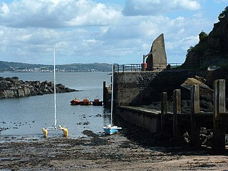 Inchcolm - Inchcolm Harbour