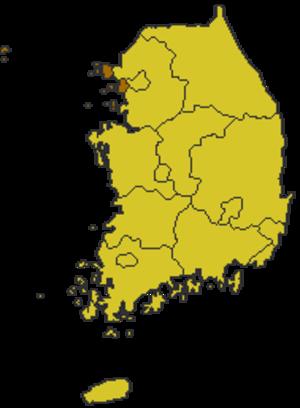Ganghwa massacre - Incheon, South Korea.