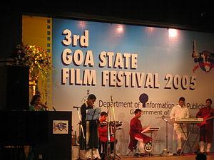 India Goa Film Festival