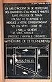 Indication écrite en cas d'indisponibilité du passage à niveaux de la gare de Saint-Maurice-de-Beynost.JPG