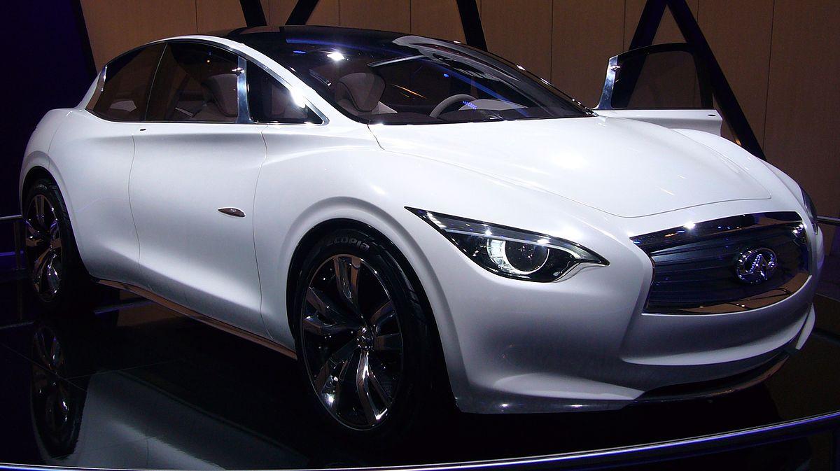 Nissan Sports Car >> Infiniti Etherea - Wikipedia