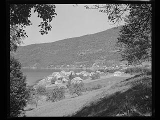 Innvik (village) Village in Western Norway, Norway