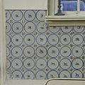 Interieur, detail van betegeling naast voordeur - Beetsterzwaag - 20397610 - RCE.jpg