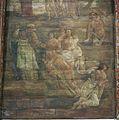 Interieur koor, gewelfschilderingen, vak 2, detail, na restauratie - Warmenhuizen - 20356229 - RCE.jpg