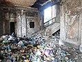 Interior 2 - abandoned Soviet administration, Sukhumi.jpg