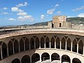 Interior of Bellver Castle - Palma de Mallorca - Mallorca - Spain - 02 (14503747992).jpg