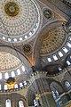 Interior of New Mosque - Sultanahmet District - Istanbul - Turkey - 01 (5722982208).jpg