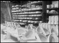 Interior view of the pottery works at Benhar, 1926. ATLIB 300762.png