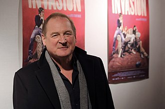 Burghart Klaußner - Burghart Klaußner in 2013 at the Austrian premiere of Invasion