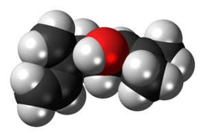 (S)-Ipsdienol - Image: Ipsdienol 3D spacefill