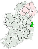 localisation de Dublin