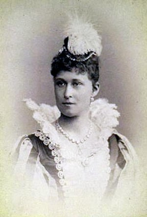 Princess Irene of Hesse and by Rhine - Princess Irene of Hesse and by Rhine during her youth