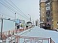 Irkutsk. February 2013. Cinema Barguzin, regional court, bus stop Volga, Diagnostic Center. - panoramio (11).jpg