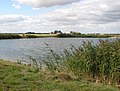 Irrigation reservoir on Harris Farms - geograph.org.uk - 1517187.jpg
