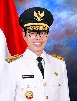 Irwan Prayitno - Image: Irwan Prayitno 2016