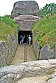 Ishibutai kofun(megalithic tombs),石舞台古墳 - panoramio - z tanuki (2).jpg