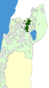 Israel Map - Merom HaGalil Regional Council Zoomin.svg