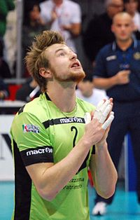 Image illustrative de l'article Ivan Zaytsev (volley-ball)