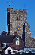 Ivychurch Kent church tower.jpg