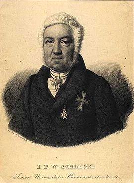 Johan F. W. Schlegel