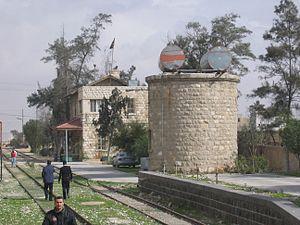 Zarqa: JHR Bahnhof Az Zarqa
