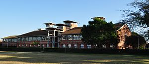 Jomo Kenyatta University of Agriculture and Technology - The Jomo Kenya University library.