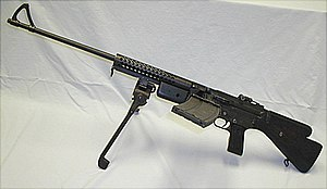 M1941 Johnson machine gun - Image: JOHNSONMG1