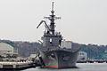 JS Kunisaki (LST-4003) at Yokosuka 01.jpg