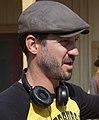 JT Mollner on set of Outlaws & Angels.jpg