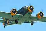 JU-52 - Flying Legends Duxford 2015 (19574757302).jpg