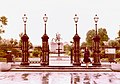 Jackson Square Gates and Statue, New Orleans, 1977.jpg