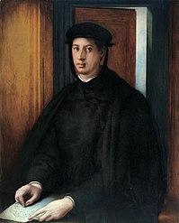 Pontormo: Portrait of Alessandro de' Medici