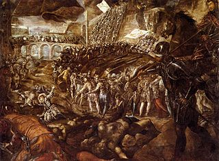 The Capture of Parma by Federico II