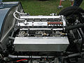 Jaguar C type replica engine.jpg