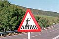Jakobsweg Verkehrszeichen Pilger.jpg