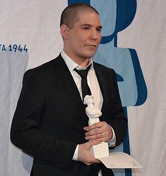 Jalmari Helander - Jalmari Helander in 2010