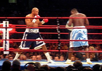 Jameel McCline - McCline (left) vs. Samuel Peter, 2007