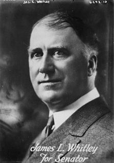 James L. Whitley American politician