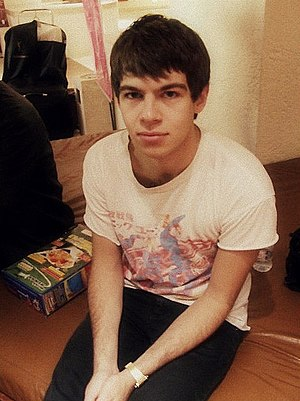 James Righton - Righton in 2007