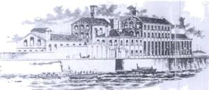 Worthington-Simpson - Image: James Simpson & Co Pimlico Factory 1860