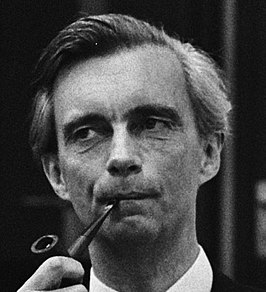 Jan Glastra van Loon in 1975