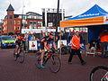 Jan Hendrik Westra uit Ureterp in de Prof Ronde van Surhuisterveen 2015.JPG
