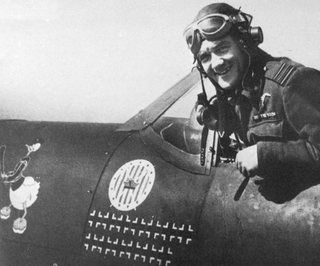 Jan Zumbach Royal Air Force flying ace