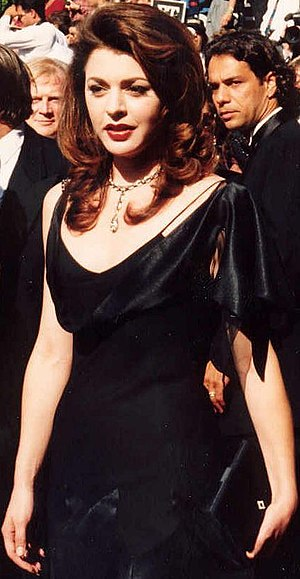 Jane Leeves - Leeves at the 1994 Emmys