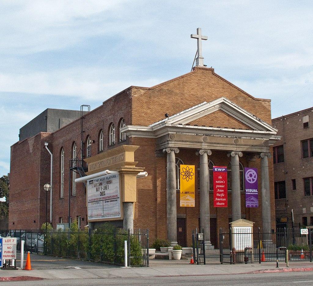 Japanese Union Church, Los Angeles