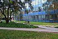 Jardí de la facultat de Filosofia, universitat de València.JPG