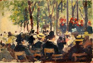 Jardin du Luxembourg?